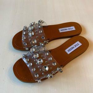 Steven Madden Embellished Sandals